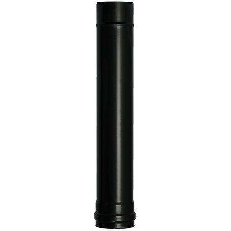 Tubo Estufa Pellet Vitrificado Ø80 mm 50cm