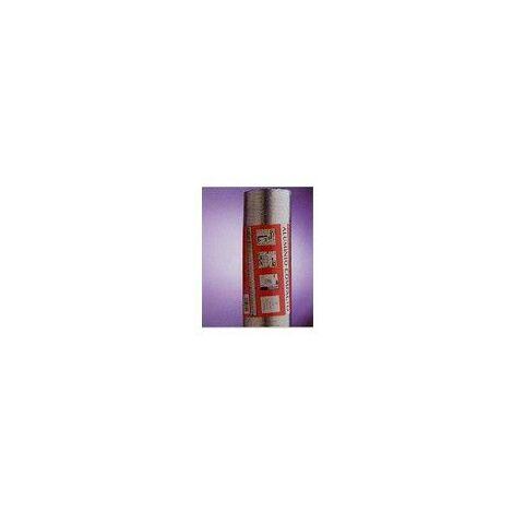 Tubo Extraccion/Aire 100Mmx2Mt Comp. Alu Bl Alu Espir Espirof 2 Mt