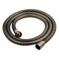 Tubo flessibile doccia bronzato, standard da 1/2, lungo 150 cm