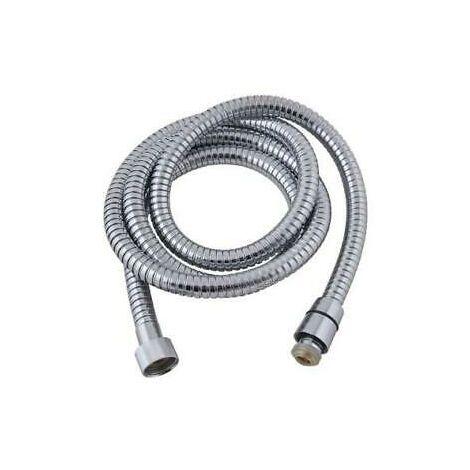Tubo flessibile doccia doccino docce saliscendi in ottone cromato cm200