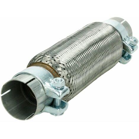 Tubo flexible 60x250 mm +montaje sin soldadura diámetro ext.91 mm int.60,7 mm