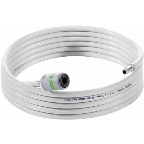 Tubo flexible aire comprimido D 12,4 x 5m Festool