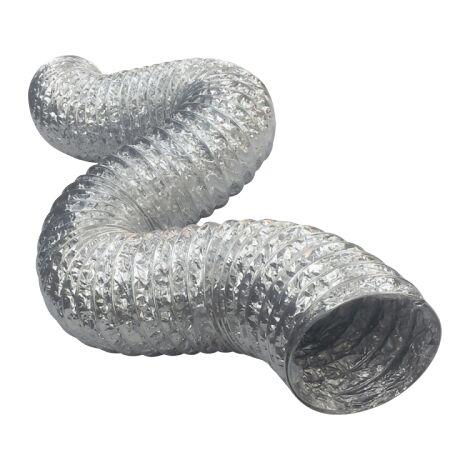Tubo flexible de aluminio sin aislar -Disponible en varias versiones