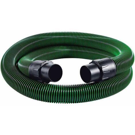 Tubo flexible de aspiración D 50 antiestático D 50x4m-AS Festool