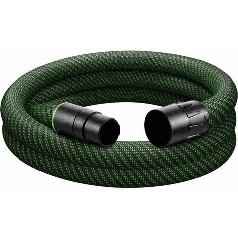 Tubo flexible de aspiración D36/32x3.5m-AS/R Festool