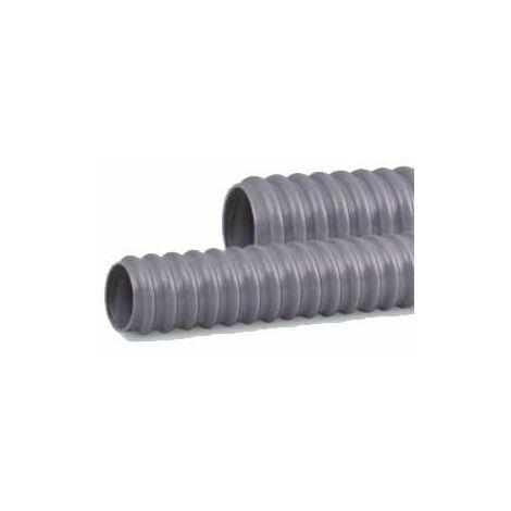 Tubo flexible helicoidal PVC PG-29 25mtr