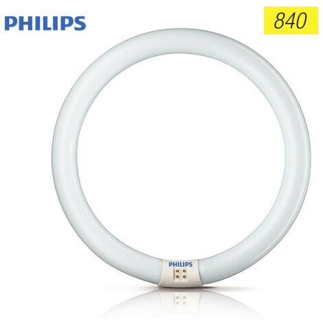 Tubo fluorescente circular 40w T9 trifosforo 840k PHILIPS ø 40cm