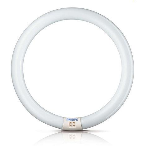 Tubo Fluorescente Circular 40W Trifosforo 840K Philips Ø 40Cm - NEOFERR