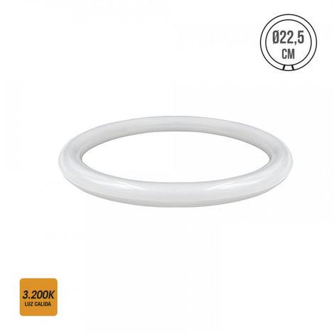 Tubo Fluorescente Circular Led 12W 1.000 Lumens 3.200K (Equivalente 22W) - NEOFERR