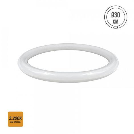 Tubo Fluorescente Circular Led 18W 1.500 Lumens 3.200K (Equivalente 32W) - NEOFERR