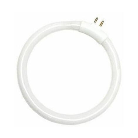 Tubo fluorescente circular T4 12W 120mm G5 6400K