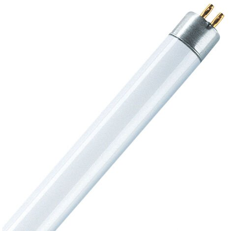 Tubo fluorescentes T5 Trifósforo Lumilux G5 8W 2700°K 430Lm 16x288mm. (Osram 336961) (Blíster)