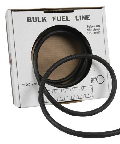 TUBO GASOLINA 7,5 m - D-6.35 x 13 mm. Briggs Stratton. Ref 792020
