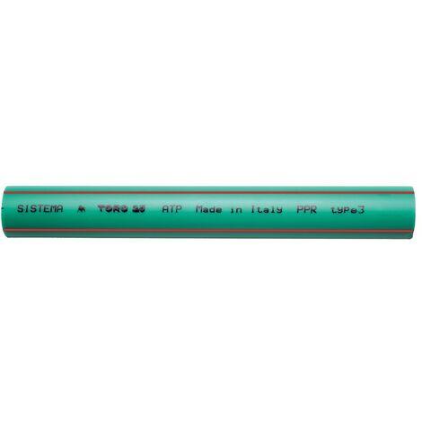 """main image of """"Tubo in ppr polipropilene verde barra da 2 mt"""""""