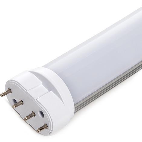 Tubo LED 2G11 227Mm 2835SMD 9W 850Lm 30.000H