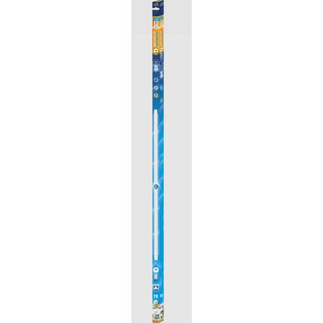Tubo LED Nano 18W 1620 lúmenes luz fría, casquillo G13, 6500K. 1200mm, 200°. Sensor movimiento incorporado
