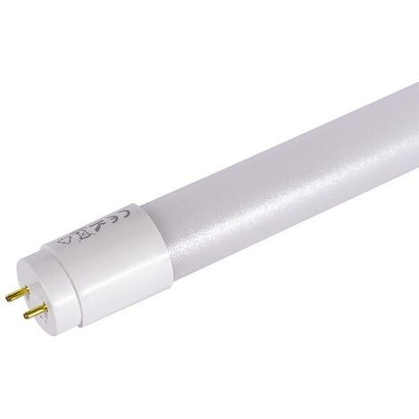 Tubo LED nano PC T8 18W 120cm opal