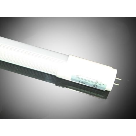 Tubo LED T8 1200mm Blanco Brillante 18W 3000k