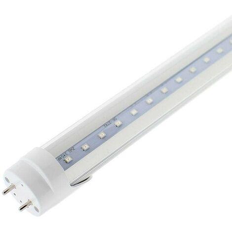 Tubo LED T8 8W, 60cm, PLANT GROW Full Spectrum, Crecimiento de plantas, Crecimiento de plantas