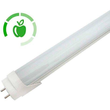 Tubo LED T8, 9W, 60cm, Frutas y Verduras, Blanco neutro - Blanco neutro