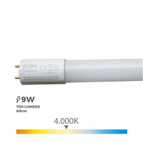 TUBO LED T8 9W 700 LM 4000K LUZ DIA (EQ.18W) - NEOFERR