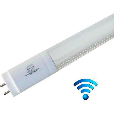 Tubo LED T8 con Sensor Radar de presencia, 18W, 120cm, 0-100%, Blanco frío - Blanco frío