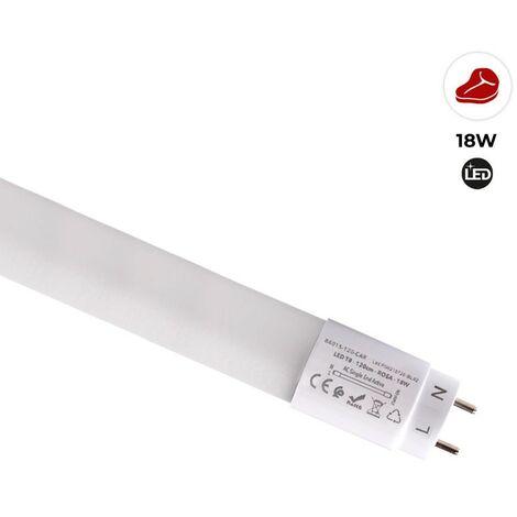 Tubo LED T8 nano especial carnicerías 120cm 18W