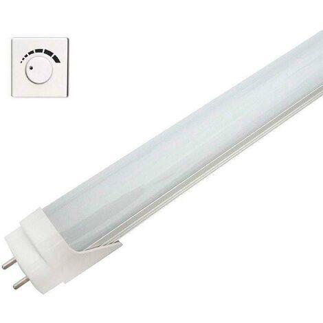 Tubo LED T8 Regulable, 18W, 120cm