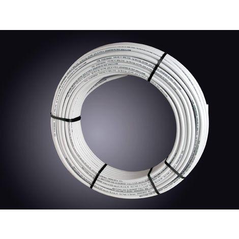 Tubo Multicapa Polietileno/aluminio 16 2,5mt Turatec
