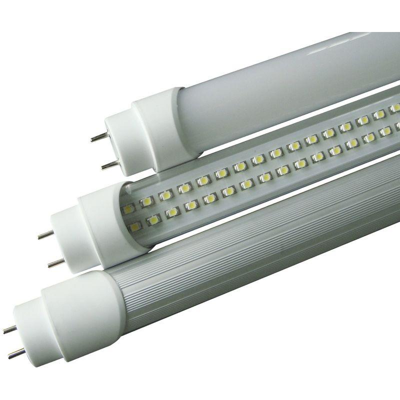 Schema Elettrico Per Neon A Led : Tubo neon a led 36 watt 150 cm t8 luce bianca fredda 6500 k