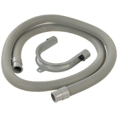 Tubo para desagüe de lavadoras 1,5 m x 21 mm - NEOFERR