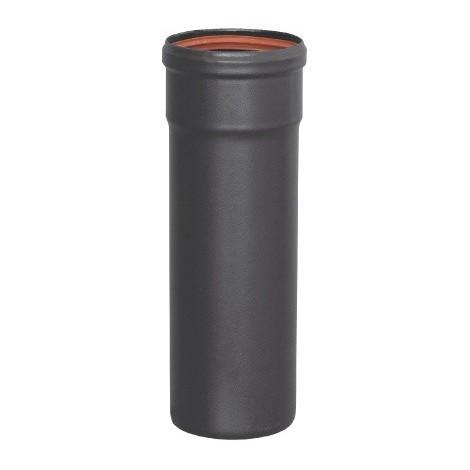 Tubo para estufa de pellet 80mm