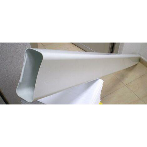 Tubo Rec.polipr.100mm 110x56x2000