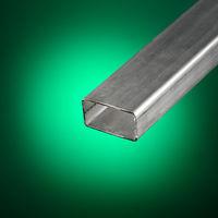 Tubo rectangular acero inoxidable 40x20 mm