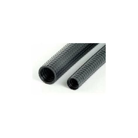 Tubo Reforzado PVC 40mm rollo 25mtrs