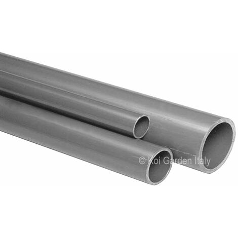 "main image of ""Tubo rigido PVC 32 mm PN10 barra da 2 m"""