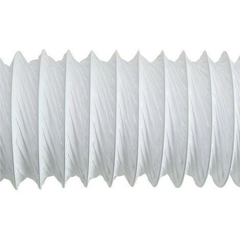 Tubo salida aire secadora Ø102 mm. x 3 metros