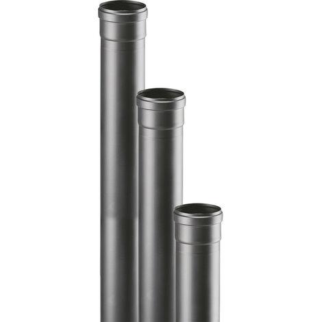 Tubo Salida de Humos Kekai 8x50 cm para Estufa de Pellets