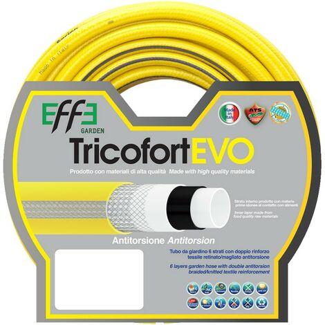 Tubo Tricofort Evo bianco-giallo 6 strat