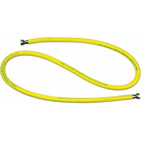 Tubo Per Gas Metano Flessibile Lunghezza 1 Mt Attacco12 Ff Maurer