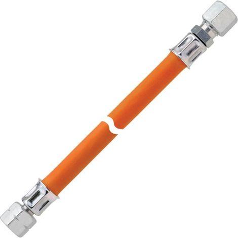 Tubos de gas MD PB6 R1/4 lks. 8x800mm GOK
