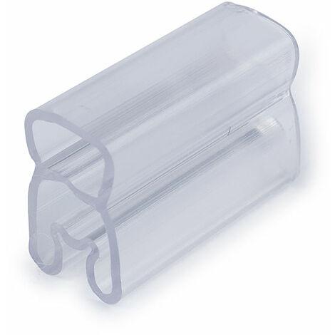 Tubos Transparentes 30mm para diámetro de cable 4,00-6,50mm