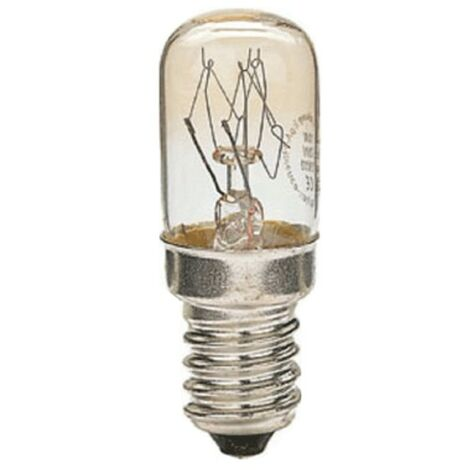 Tubular de la lámpara Duralamp 17X55 E14 230V 00108
