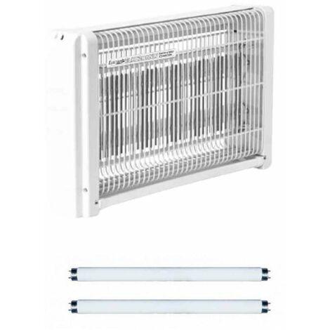 Tue Insectes Electrique 20w Lampe Destructeur Moustique + 2 Néons UV