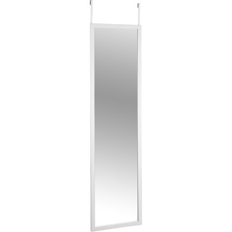 Türhängespiegel Arcadia Aufhängen 30x120 cm Spiegel Bad Schlafraum Garderobe Tür