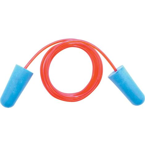 Tuffsafe Corded Ear Plugs (Pr)- you get 50