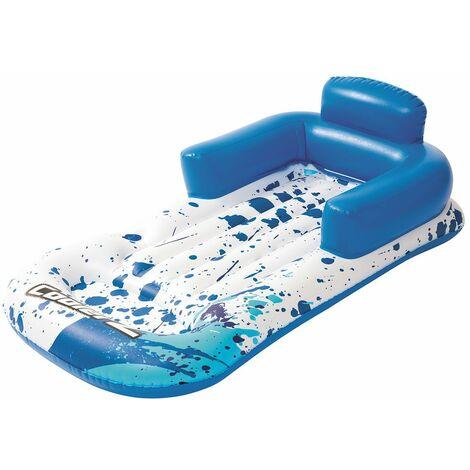 Tumbona Hinchable Bestway CoolerZ Cool Blue 161x84 cm
