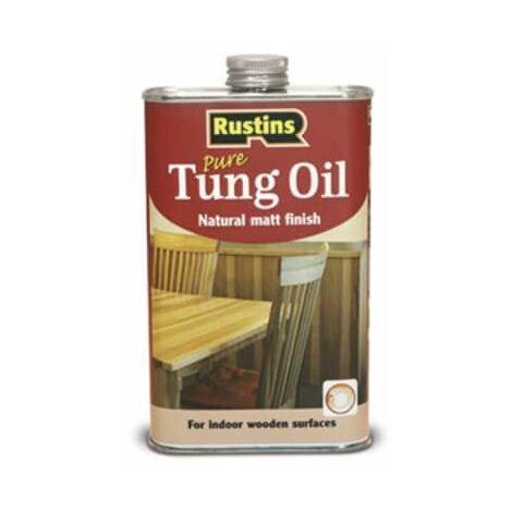 Tung Oil 1 litre RUSTUO1L