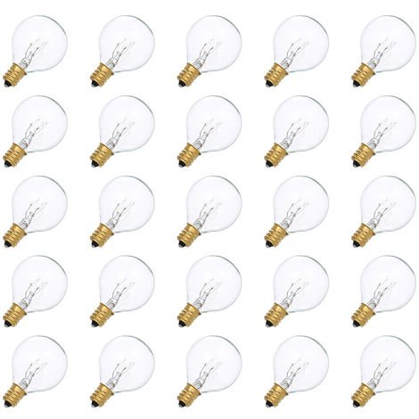 Tungstene Incandescent bulb lamp 25 Pack