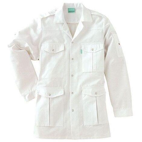 veste saharienne blanche femme